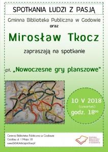 plakat_Mirosaw_Tkocz